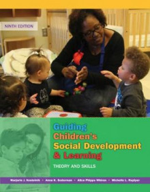 Guiding Children's Social Development and Learning av Michelle Rupiper, Marjorie J. Kostelnik, Alice Whiren og Anne K. Soderman (Heftet)