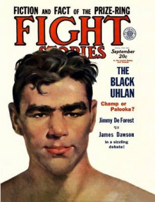 Fight Stories, September 1930 av Robert E. Howard, Jimmy De Forest, James P. Dawson, Charles Francis Coe, Joseph B. Fox, Will H. Greenfield, Arthur J. Burks og Paul L. Anderson (Heftet)
