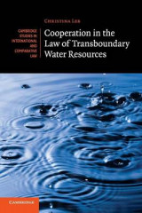 Omslag - Cooperation in the Law of Transboundary Water Resources