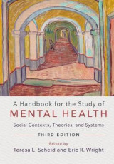 Omslag - A Handbook for the Study of Mental Health