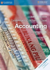 Omslag - Cambridge IGCSE (R) and O Level Accounting Coursebook