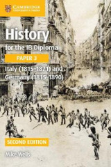 Omslag - History for the IB Diploma Paper 3 Italy (1815-1871) and Germany (1815-1890)