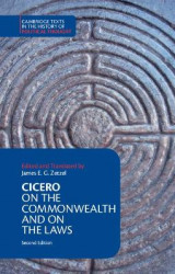 Omslag - Cicero: On the Commonwealth and on the Laws