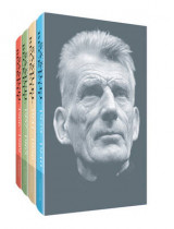 Omslag - The Letters of Samuel Beckett 4 Volume Hardback Set