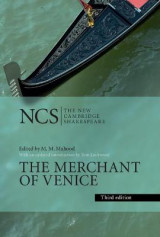 Omslag - The Merchant of Venice