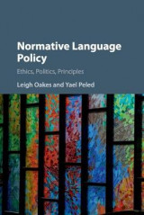Omslag - Normative Language Policy