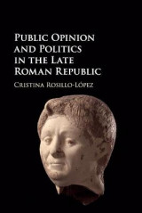 Omslag - Public Opinion and Politics in the Late Roman Republic