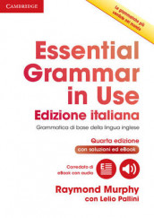 Essential Grammar in Use Book with Answers and Interactive eBook Italian Edition av Raymond Murphy og Lelio Pallini (Blandet mediaprodukt)