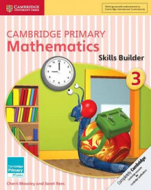 Cambridge Primary Mathematics Skills Builders 3: 3 av Cherri Moseley og Janet Rees (Heftet)