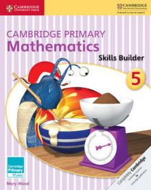 Cambridge Primary Mathematics Skills Builder 5: 5 av Mary Wood (Heftet)