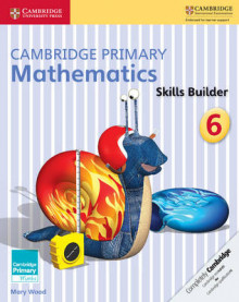 Cambridge Primary Mathematics Skills Builder 6: 6 av Mary Wood (Heftet)