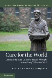 Law and Christianity: Care for the World: Laudato Si' and Catholic Social Thought in an Era of Climate Crisis (Innbundet)