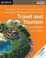 Omslag - Cambridge International AS and A Level Travel and Tourism Coursebook
