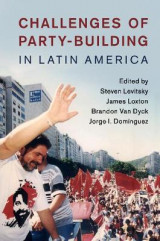 Omslag - Challenges of Party-Building in Latin America