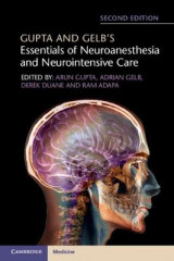 Omslag - Gupta and Gelb's Essentials of Neuroanesthesia and Neurointensive Care