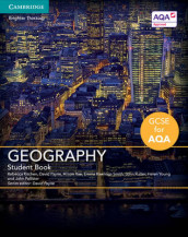GCSE Geography for AQA Student Book av Rebecca Kitchen, John Pallister, David Payne, Alison Rae, John Rutter, Emma Rawlings Smith og Helen Young (Heftet)