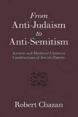 Omslag - From Anti-Judaism to Anti-Semitism