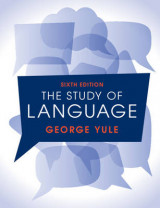 Omslag - The Study of Language 6th Edition