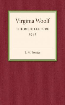 Virginia Woolf av E. M. Forster (Heftet)