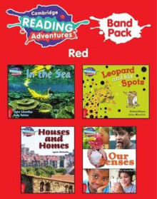 Cambridge Reading Adventures Red Band Pack of 10 av Lynne Rickards, Alison Hawes, Gabby Pritchard, Claire Llewellyn, Kathryn Harper og Alex Eeles (Samlepakke)