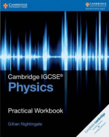 Omslag - Cambridge IGCSE Physics Practical Workbook
