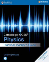 Omslag - Cambridge IGCSE Physics Practical Teacher's Guide with CD-ROM