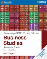Omslag - IGCSE and O Level Business Studies Revision Guide
