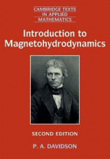 Omslag - Introduction to Magnetohydrodynamics