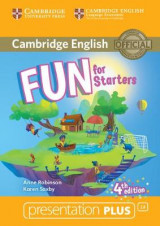 Omslag - Fun for Starters Presentation Plus DVD-ROM