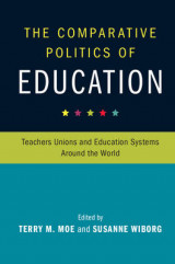 Omslag - The Comparative Politics of Education