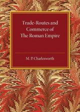 Omslag - Trade-Routes and Commerce of the Roman Empire