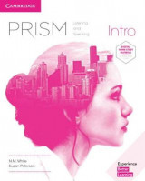 Omslag - Prism Intro Student's Book with Online Workbook Listening and Speaking