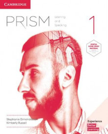 Prism Level 1 Student's Book with Online Workbook Listening and Speaking av Stephanie Dimond-Bayir, Kimberly Russell, Angela Blackwell og Carolyn Flores (Blandet mediaprodukt)