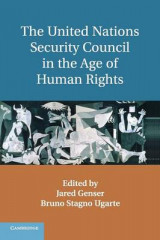 Omslag - The United Nations Security Council in the Age of Human Rights