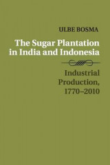 Omslag - The Sugar Plantation in India and Indonesia