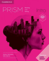 Omslag - Prism Intro Student's Book with Online Workbook Reading and Writing