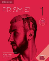 Omslag - Prism Level 1 Student's Book with Online Workbook Reading and Writing
