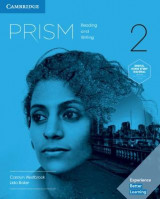 Omslag - Prism Level 2 Student's Book with Online Workbook Reading and Writing