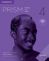 Omslag - Prism Level 4 Student's Book with Online Workbook Reading and Writing