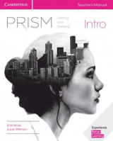 Omslag - Prism Intro Teacher's Manual Listening and Speaking