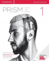 Omslag - Prism Level 1 Teacher's Manual Listening and Speaking