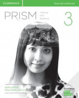Omslag - Prism Level 3 Teacher's Manual Listening and Speaking