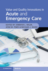 Omslag - Value and Quality Innovations in Acute and Emergency Care