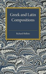 Omslag - Greek and Latin Compositions