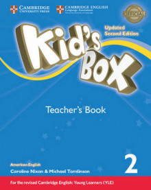 Kid's Box Level 2 Teacher's Book American English av Lucy Frino og Melanie Williams (Heftet)