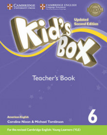 Kid's Box Level 6 Teacher's Book American English av Lucy Frino og Melanie Williams (Heftet)