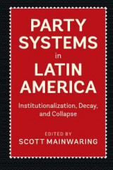 Omslag - Party Systems in Latin America