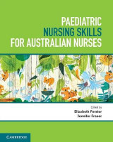 Omslag - Paediatric Nursing Skills for Australian Nurses