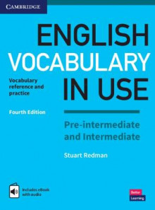 English Vocabulary in Use Pre-intermediate and Intermediate Book with Answers and Enhanced eBook av Stuart Redman og Lynda Edwards (Blandet mediaprodukt)
