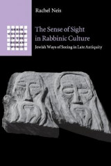 Omslag - The Sense of Sight in Rabbinic Culture